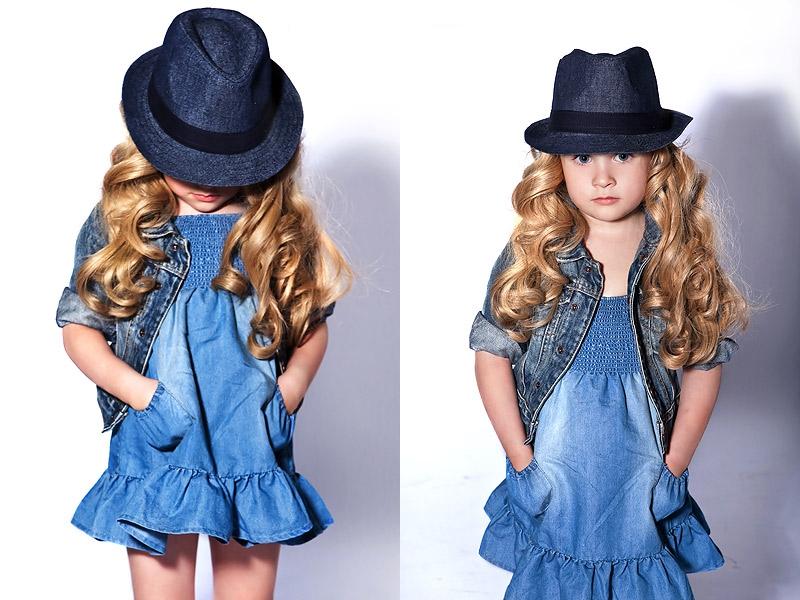 صور ملابس بنات صغار صيف 2019
