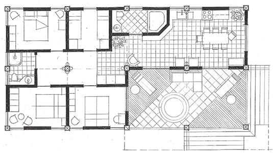 بالصور تصاميم منازل صغيرة المساحة 14988 12