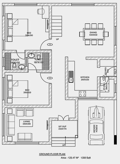 بالصور تصاميم منازل صغيرة المساحة 14988 4