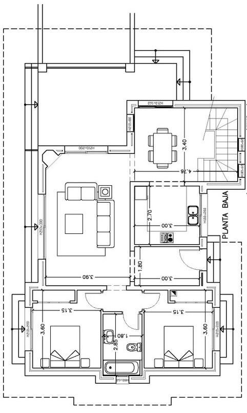بالصور تصاميم منازل صغيرة المساحة 14988 9