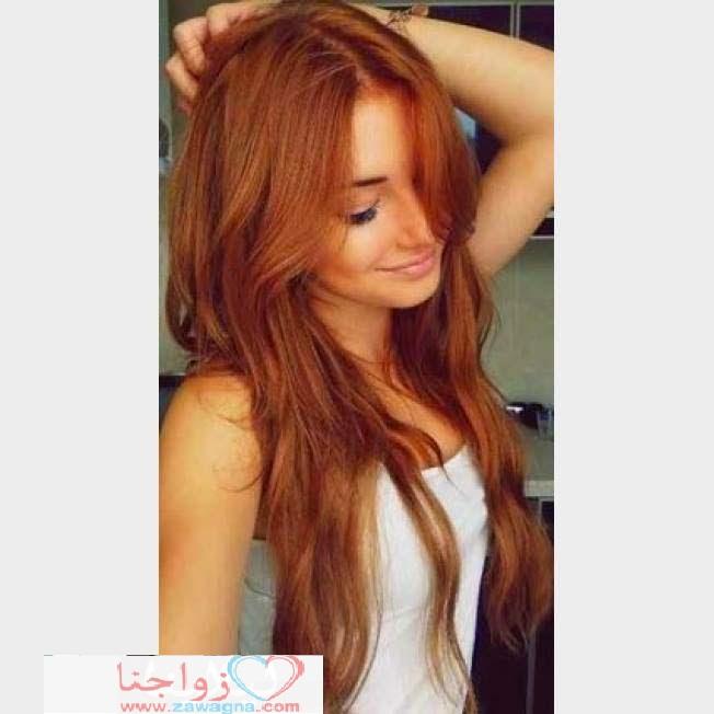 لون الاحمر البنى/zawagna.com