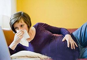 صور علاج الكحة للحامل