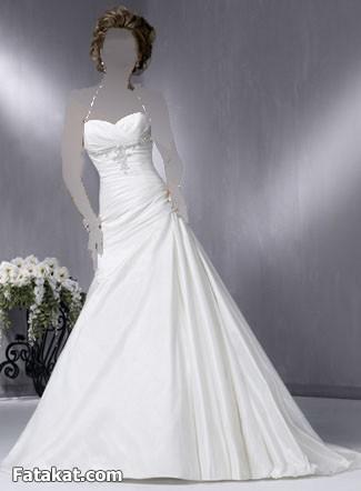 فساتين زفاف للبنات 2019 موديلات فساتين زفاف للبنات 2019