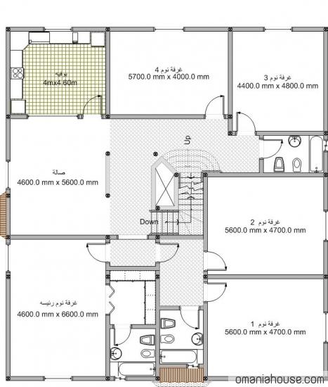 بالصور تصميم بناء منزل صغير خيالي روعة 20160805 380
