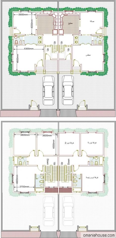 بالصور تصميم بناء منزل صغير خيالي روعة 20160805 388