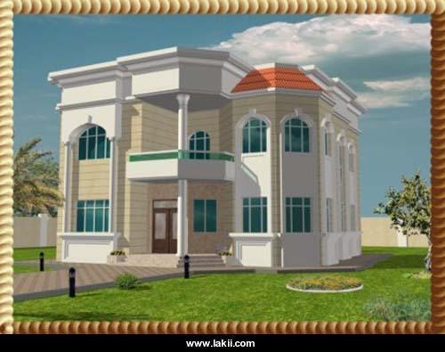 بالصور تصميم بناء منزل صغير خيالي روعة 20160805 389