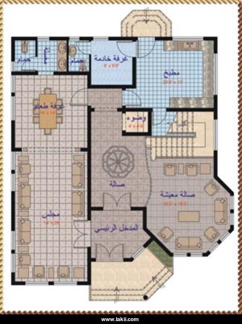 بالصور تصميم بناء منزل صغير خيالي روعة 20160805 390