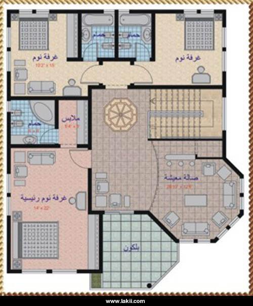 بالصور تصميم بناء منزل صغير خيالي روعة 20160805 391