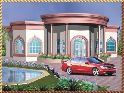 صور مخططات منازل دور واحد سعوديه