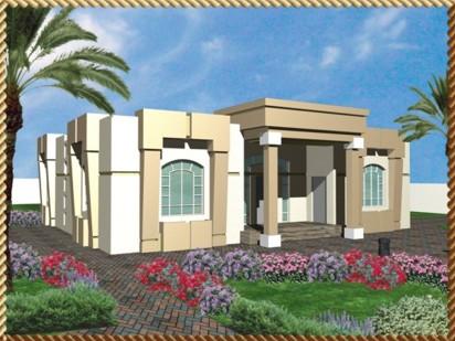 بالصور مخططات منازل دور واحد سعوديه 20160805 67