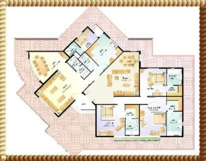 بالصور مخططات منازل دور واحد سعوديه 20160805 72