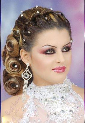 تساريح شعر كشخة للعرائس 2021