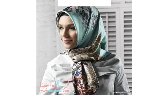 بالصور 100موديل اخر صيحات موضه لفه و ربط الحجاب التركي بخطوات بسيطة مصورة لشتاء عام2015/zawagna.com