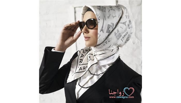 بالصور <br /><br />100موديل اخر صيحات موضه لفه وربط الحجاب التركى بخطوات بسيطة  مصورة  لشتاء عام2015/zawagna.com