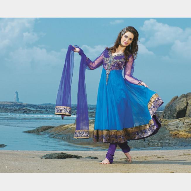 صور موديلات ملابس هندية بنجابي