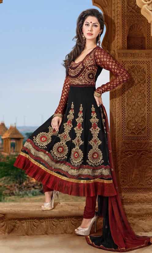 بالصور موديلات ملابس هندية بنجابي 20160807 1693