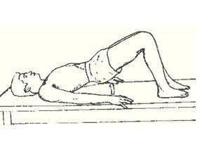 صور علاج الام عضلات البطن السفلى