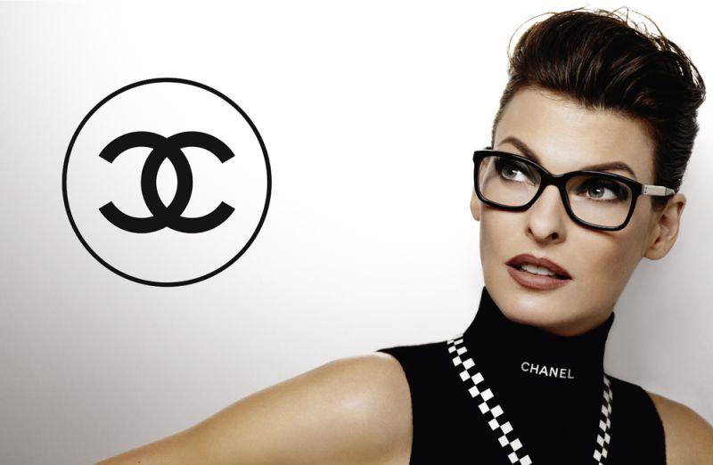شانيل تقدم مجموعتها الجديدة الخاصة بالنظارات