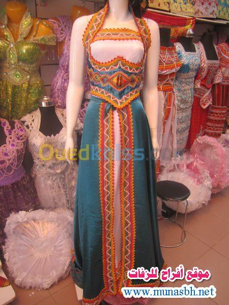 صور اجمل الفساتين القبائلية 2017