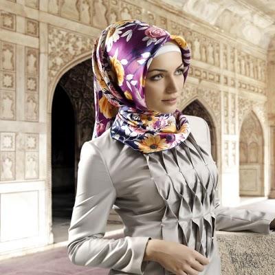 بالصور موديلات حجابات تركية 20160813 7