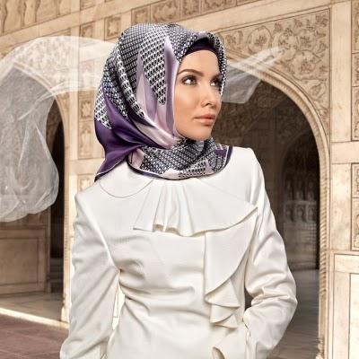بالصور موديلات حجابات تركية 20160813 8