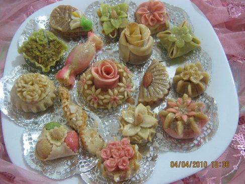 بالصور حلويات جزائرية صور حلويات العيد 20160814 164