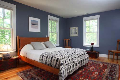 صور الوان الصبغة الفاتحة لغرف النوم