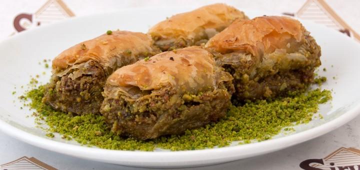 صور حلويات تركية