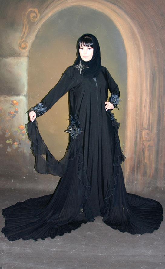 صور صور عبايات سوداء في قمة الجمال