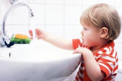 صور تعليم النظافة للاطفال