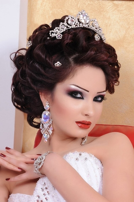 بالصور اجمل صور تسريحات العروس 20160820 14