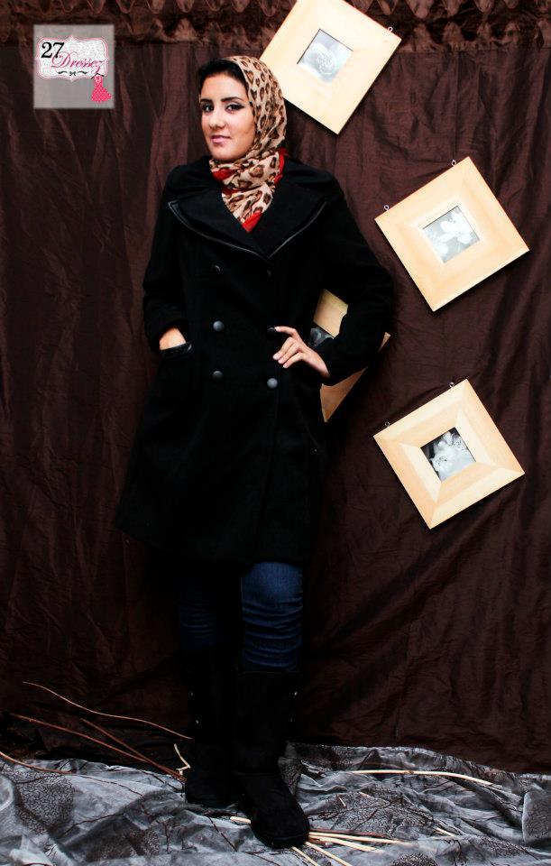 صور ازياء كاجول للمحجبات لعام 2017