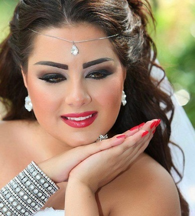 صور تسريحات الشعر للعرائس في الجزائر 2017