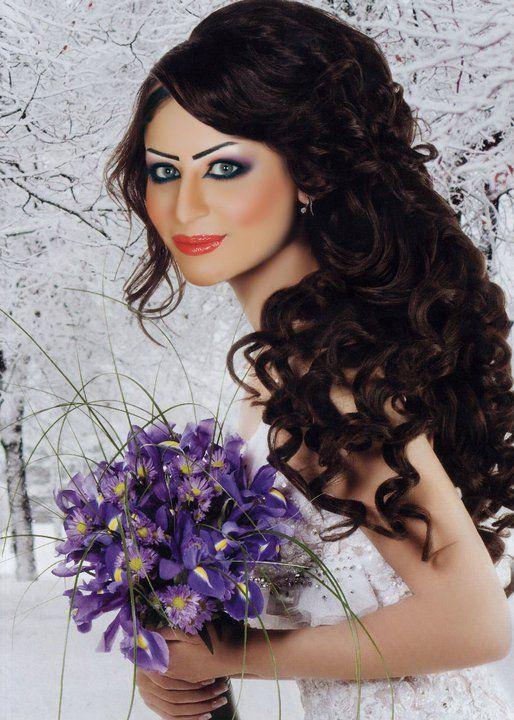 بالصور تسريحات الشعر للعرائس في الجزائر 2019 24764 5