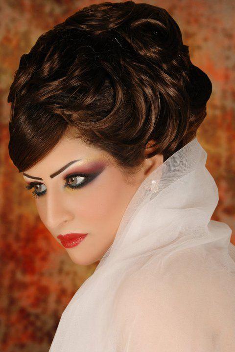 بالصور تسريحات الشعر للعرائس في الجزائر 2019 24764 6