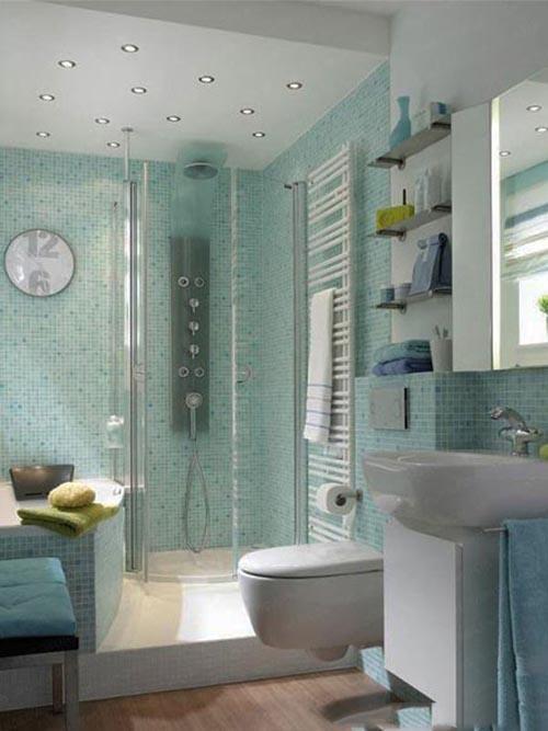 بالصور تصاميم حمامات صغيرة المساحة 8838 10
