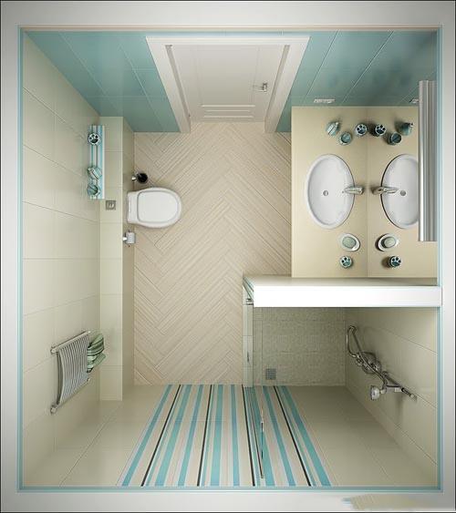 بالصور تصاميم حمامات صغيرة المساحة 8838 12