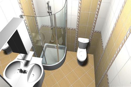بالصور تصاميم حمامات صغيرة المساحة 8838 13