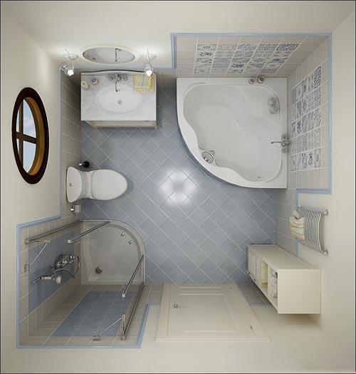 بالصور تصاميم حمامات صغيرة المساحة 8838 17
