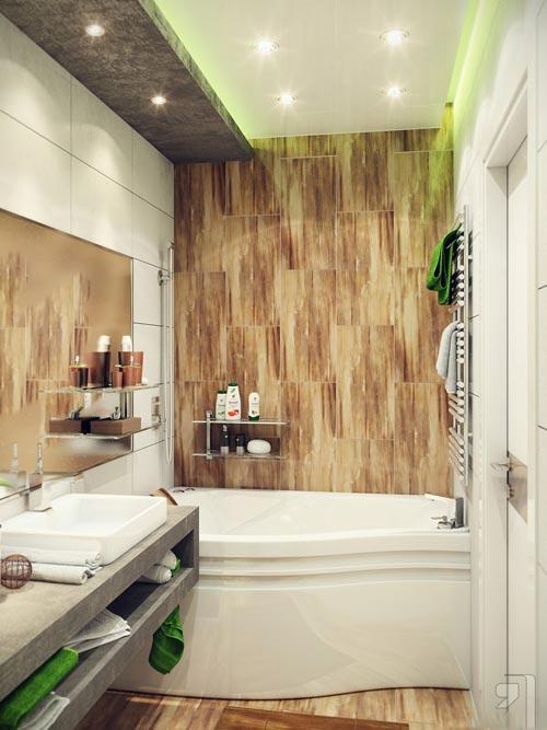 بالصور تصاميم حمامات صغيرة المساحة 8838 4