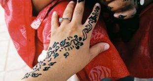 صور حنة العروسه السودانيه