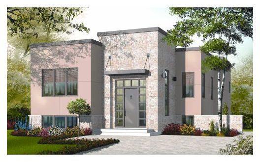 بالصور تصاميم منازل صغيرة المساحة 14988 528x330