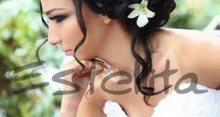 احدث تسريحات العرائس واو جنان