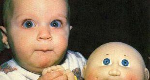 صورة اطفال صغار حلوين في قمة المواقف المضحكة للغاية