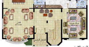اجمل خرائط بيوت