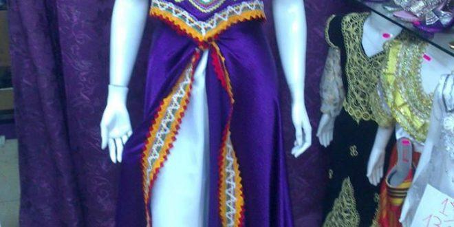 بالصور اجمل الفساتين القبائلية 2019 20160807 969 660x330