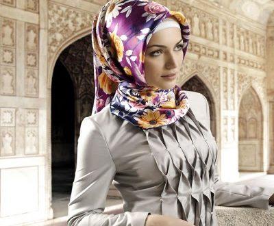 بالصور موديلات حجابات تركية 20160813 7 400x330