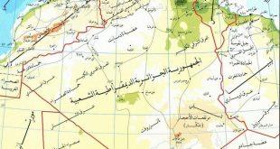 خريطة الجزائر السياسية الجديدة