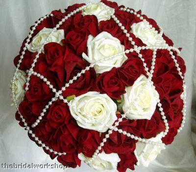 صور اجمل باقات ورد للعروس