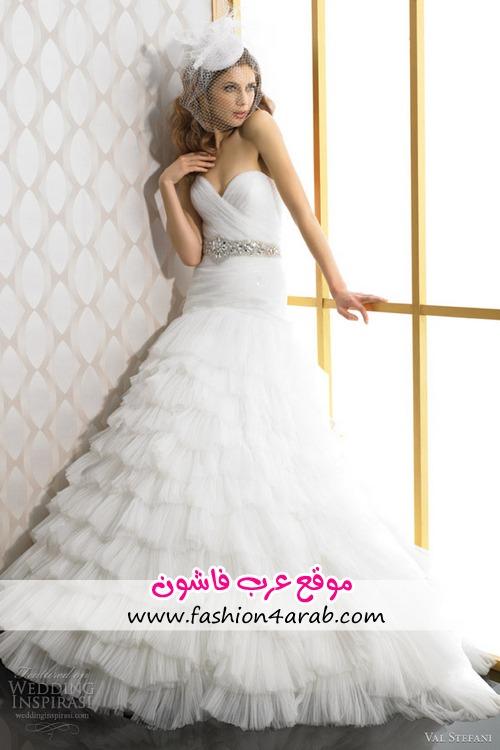 بالصور فساتين زفة العروس 2019 20160907 152